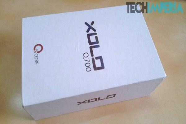 Xolo Q700 Box