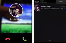 FB Messenger Voice call
