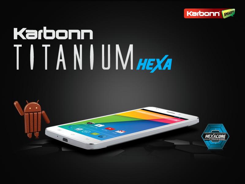 Karbonn Hexa