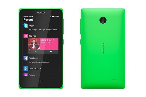 Nokia X,top 5 smartphones