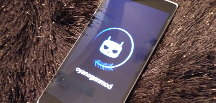 OnePlus One Official CyanogenMod 12 nightly version (lollipop) Pictures and Screenshots!